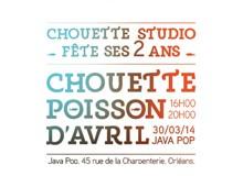 Chouette Studio fête ses 2 ans